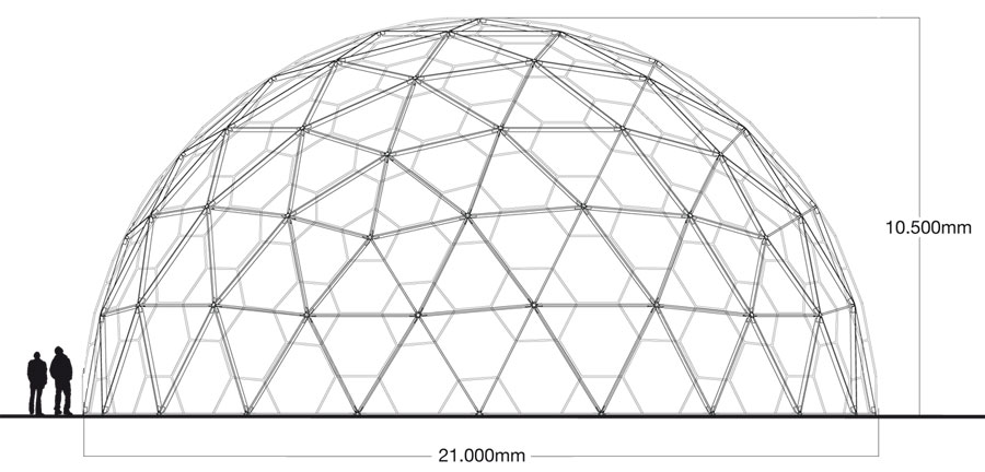 Dome Of Visions on Simple Greenhouse Plans