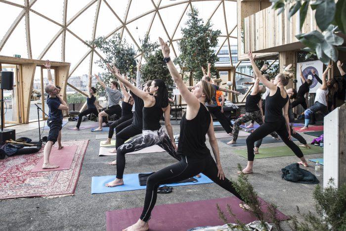 yoga domen
